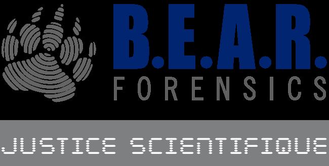 Logo B.E.A.R. FORENSICS